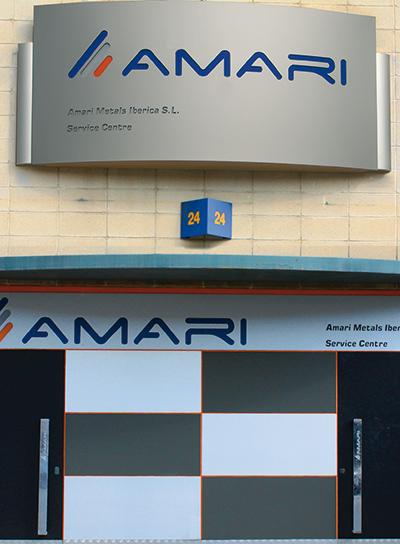 Amari Metals