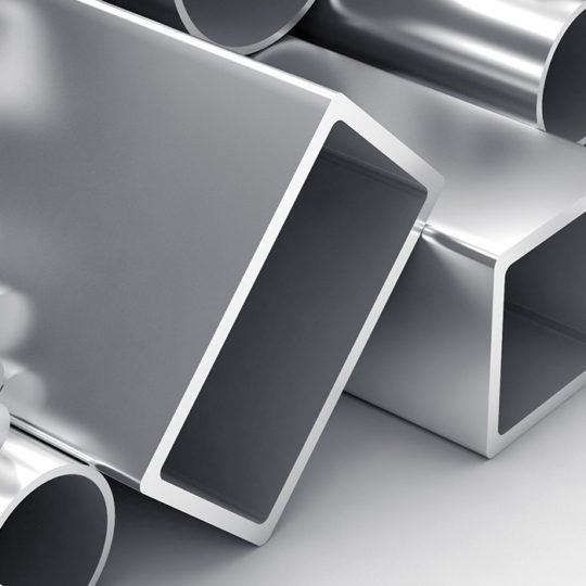 Tubo rectangular